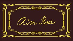 aim-roseのロゴマーク